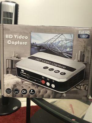 HD video capture for Sale in Philadelphia, PA