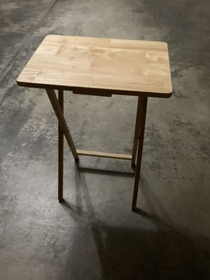 Beautiful wooden table for Sale in Tacoma, WA