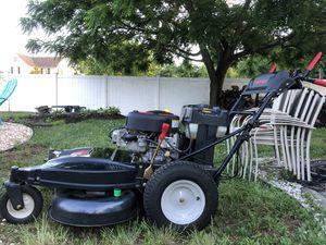 """troybilt lawn mower 32"""" for Sale in Burlington, NJ"""