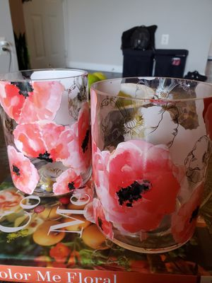 Gorgeous Vase (set of two) for Sale in Fairfax, VA