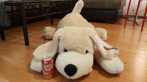 Giant stuffed animal plush dog for Sale in Seattle, WA