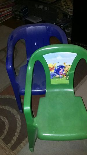 2 small kids chairs for Sale in West Springfield, MA