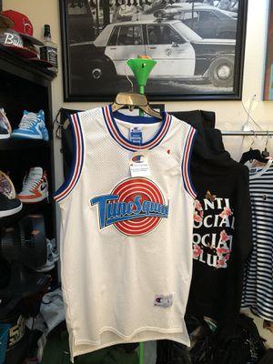 Champion Tunesquad jersey for Sale in Orlando, FL