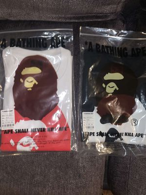 Bape shirts for Sale in Hawthorne, CA