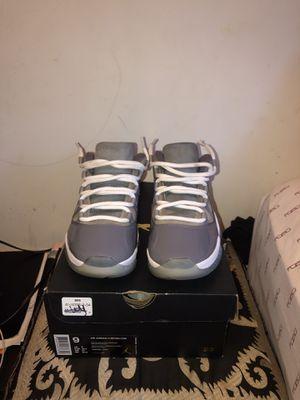 Jordan 11 retro (COOL GREY) for Sale in Jonesboro, GA