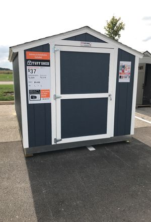 Tuff shed model sr600 for Sale in Marysville, OH