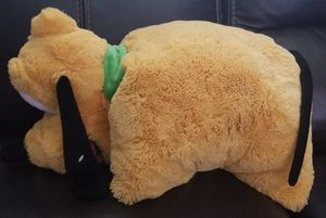 Disney Parks Pluto Plush Pillow Pet Stuffed Animal Authentic for Sale in Spring Valley, CA