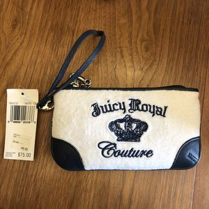 Juicy Couture Wristlet NWT for Sale in Elmhurst, IL