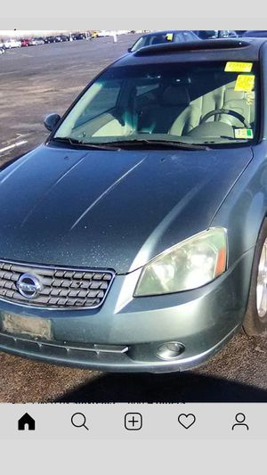 Nissan Altima for Sale in Baltimore, MD