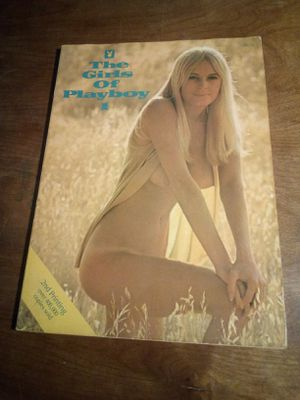 The Girls of Playboy 1 Magazine for Sale in Peoria, IL