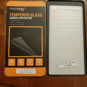 LG Q7 /Q7 PLUS SCREEN PROTECTOR 9H for Sale in Tujunga, CA