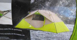 Ozark Trail Camping Tent pop up for Sale in Lakeside, CA