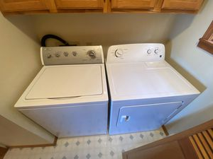 Whirlpool Washer and Kenmore Dryer for Sale in Big Sky, MT