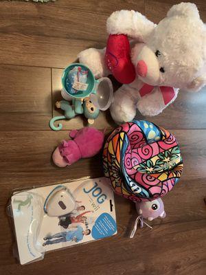 Girl toys fingerling shopkins pickmi pop for Sale in Las Vegas, NV