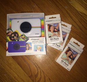 Polaroid INSTANT PRINT digital camera for Sale in Chowchilla, CA