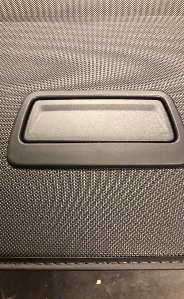 Audi Q5 Trunk Privacy Cover