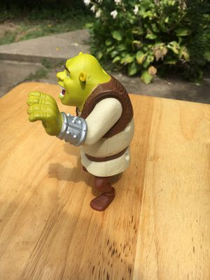 Shrek Action Figure Happy Meal Toy from McDonald's 2010 Collectible for Sale in Centerville, OH