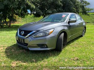 2017 Nissan Altima 2.5 SR for Sale in Wahiawa, HI