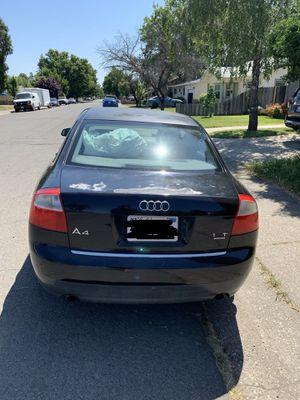 2003 Audi A4 Quattro 1.8 for Sale in Yuba City, CA