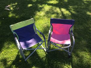 Two kids chairs for $5 for Sale in Denver, CO