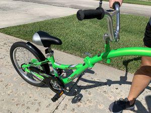 Wee-Ride Co-pilot trailer bike for Sale in Boca Raton, FL