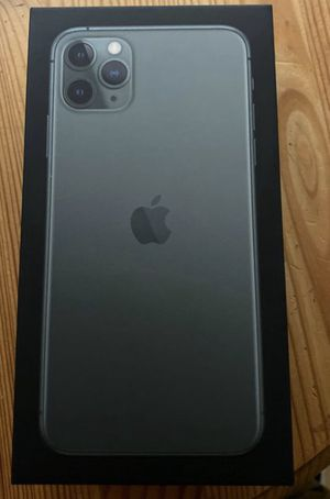 iPhone 11 PRO 256gb for Sale in Canby, OR