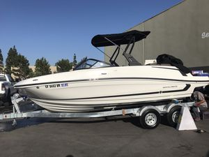 2019 Bayliner VR5 21' - like new for Sale in Cardiff, CA