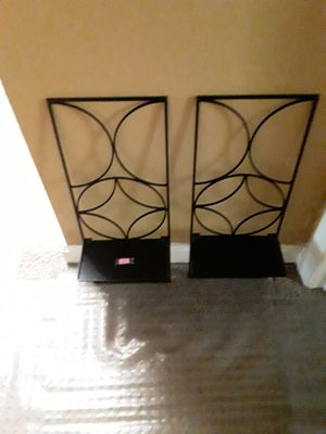 2 hanging wall shelves for Sale in Chesapeake, VA