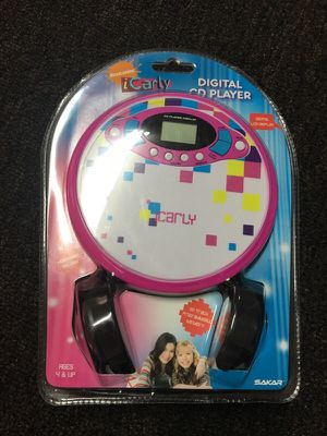 Icarly digital CD player for Sale in Dearborn, MI