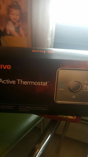 Brand New Hive active Thermostat for Sale in Chicago, IL
