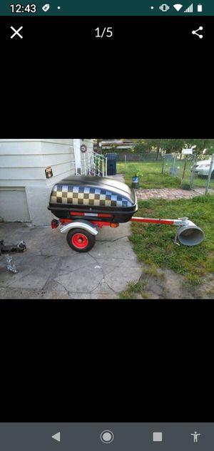 Custom trailer Rv $799 obo for Sale in Miami Gardens, FL