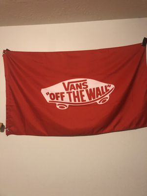 Vans flag for Sale in Augusta, GA