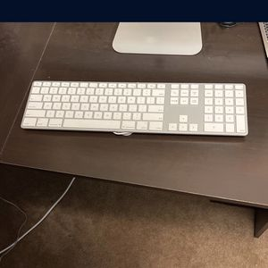 Wired Mac Keyboard for Sale in San Leandro, CA