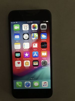 Iphone 6 for Sale in Bothell, WA