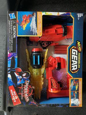 Spider-Man Nerf gun for Sale in Buena Park, CA