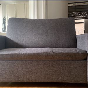 PRICE REDUCTION! Gray Loveseat Futon for Sale in New York, NY