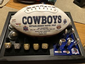Cowboys collectible for Sale in Duncanville, TX