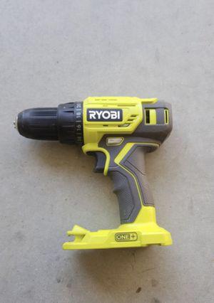 Ryobi 18v drill. NO BATTERY . $40 for Sale in Norco, CA