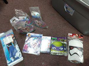 Kids birthday party stuff for Sale in Henryetta, OK