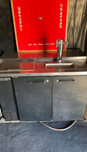 Turbo-air Keggarator 115v for Sale in San Juan Bautista, CA