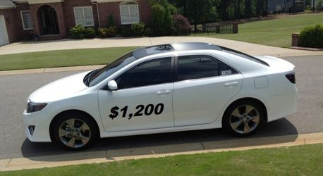 Perfect 2O12 Toyota Camry FWDWheels Great'Shapee😇e5urthgs for Sale in Colorado Springs,  CO