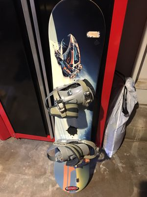 Burton chopper snowboard for Sale in NO POTOMAC, MD