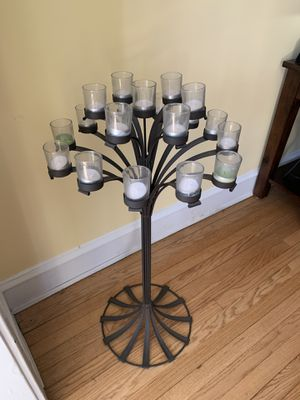 Candelabra great condition for Sale in Chicago, IL