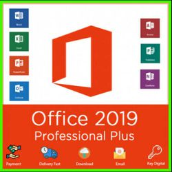 Microsoft Office Professional Plus 2019 for Sale in The Bronx,  NY