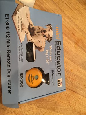Dog Collar Trainer for Sale in Tualatin, OR