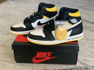 Nike Air Jordan 1 Not For Resale Size 9 for Sale in West Los Angeles, CA