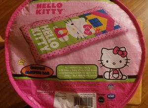 Hello Kitty camping sleeping bag for Sale in Ontario, CA