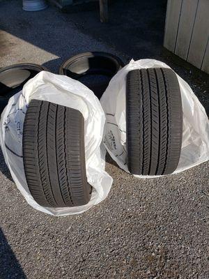 Bridgestone 255/35r18 turanza Lexus is rear tires for Sale in Allentown, PA
