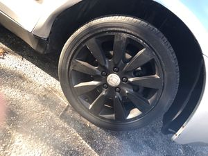 17 ' Black Honda Accord Rims for Sale in Providence, RI