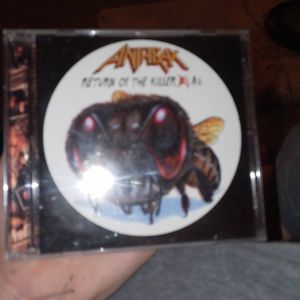 Anthrax Return Of The Killer A's for Sale in Glenolden, PA